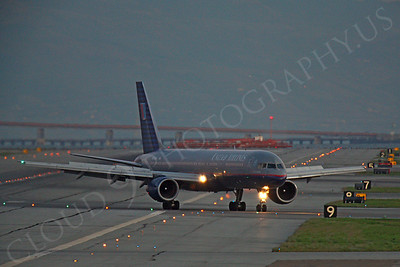 ALPN 00015 Boeing 757 United by Peter J Mancus