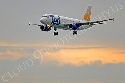 A320 00212 Airbus A320 Ted by Peter J Mancus