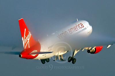 A319 00226 Airbus A319 Virgin America N525VA by Peter J Mancus