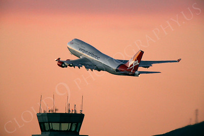 ALPN 00036 Boeing 747 Virgin Atlantic by Peter J Mancus
