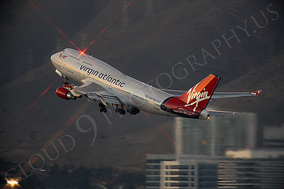 ArtyA 00170 Boeing 747 Virgin Atlantic G-VRDC by Peter J Mancus