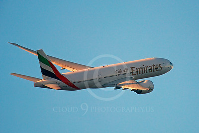 B777 00192 Boeing 777 Emirates A6-EMA by Peter J Mancus