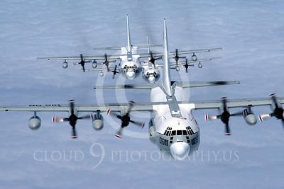 C-130USMC 00032 Lockheed KC-130 Hercules USMC by Peter J Mancus
