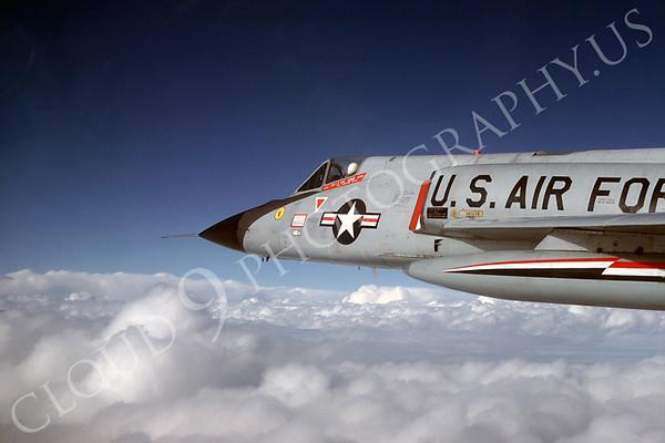 F-106USAF 00008 Convair F-106A Delta Dart USAF 84th FIS by Peter J Mancus