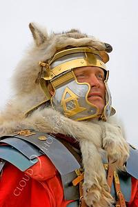 HR-RL 00019 A Roman Legion commander in full battle dress, by Peter J Mancus