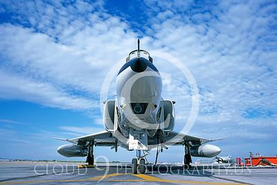 RF4USMC 00001 McDD RF-4B PII USMC MCAS Yuma 1983 by Peter J Mancus