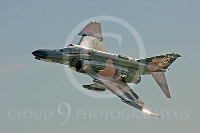 F4USAF 00067 McDonnell Douglas QF-4E Phantom II USAF by Peter J Mancus