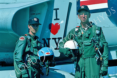 ACM_00021_New_York_Air_National_Guard_F-101B_Voodoo_aircrew_by_Peter_J_Mancus
