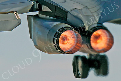 AB - B-1 00118 Rockwell B-1 Lancer USAF 86095 T-BIRDS EL AFTERBURNER by Peter J Mancus