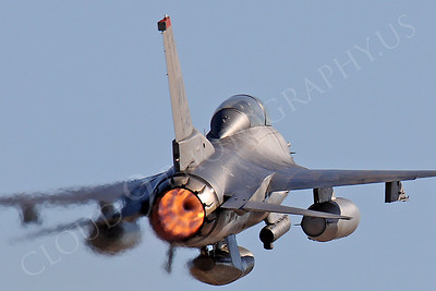 AB-F-16USAF 00072 Lockheed Martin F-16 Fighting Falcon Viper USAF by Peter J Mancus