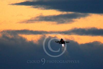 F-16USAF 00108 Lockheed Martin USAF F-16 Fighting Falcon AFTERBURNER by Peter J Mancus