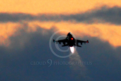 F-16USAF 00220 Lockheed Martin USAF F-16 Fighting Falcon AFTERBURNER by Peter J Mancus