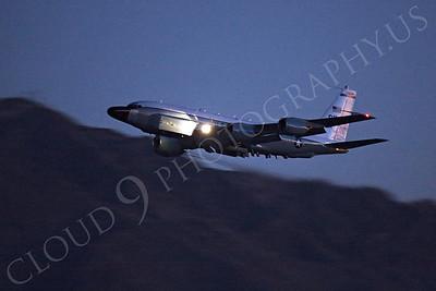 ArtyM 00074 Boeing RC-135V Rivet Joint USAF by Peter J Mancus