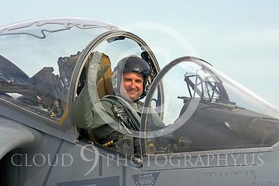 ACM 00092 USMC McDonnell Douglas AV-8B Harrier II pilot by Peter J Mancus