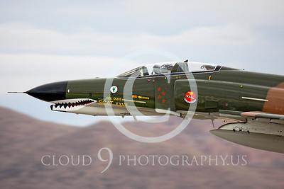 CUNMJ 00136 McDonnell Douglas F-4E Phantom II USAF by Peter J Mancus