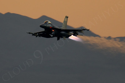 AB - F-16USAF 00283 Lockheed Martin F-16 Fighting Falcon USAF Nellis AFB by Peter J Mancus