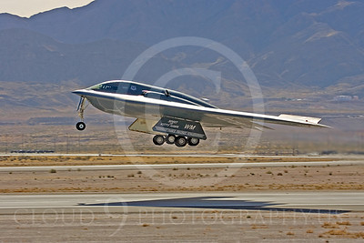 B-2 00026 Northrop B-2 Spirit USAF by Peter J Mancus