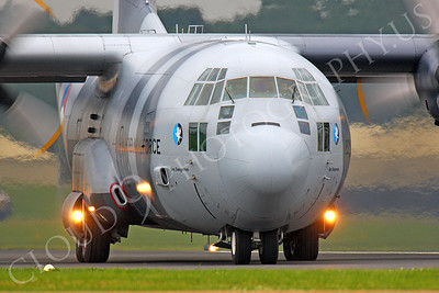 CUNMP 00009 Lockheed C-130 Hercules Netherlands Air Force by Peter J Mancus