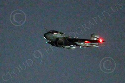EA-6BUSN 00174 Grumman EA-6B Prowler US Navy militiary airplane picture by Peter J Mancus
