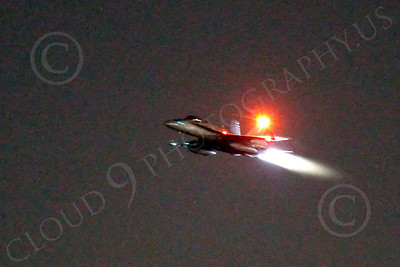 AB - F-18USN-L 00006 McDonnell Douglas F-18 Hornet US Navy in afterburner at night by Peter J Mancus