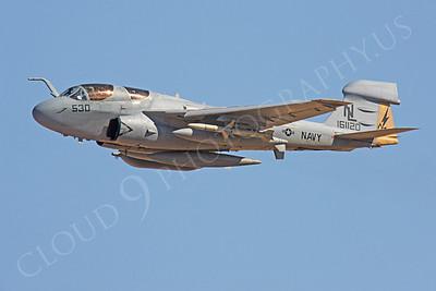 EA-6BUSN 00022 Grumman EA-6B Prowler US Navy by Peter J Mancus