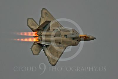 ABF-22 00116 Lockheed Martin F-22 Raptor USAF by Peter J Mancus