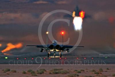 AB - F-15USAF 00153 McDonnell Douglas F-15 Eagle USAF by Peter J Mancus