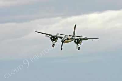 WB - 00010 Grumman F7F Tigercat by Peter J Mancus