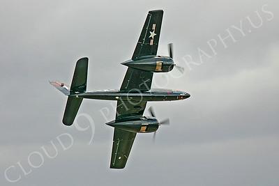 WB - 00008 Grumman F7F Tigercat by Peter J Mancus