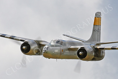 WB - Douglas A-26 Invader 00001 by Peter J Mancus
