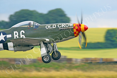 CUNWB 00064 North American P-51 Mustang by Peter J Mancus