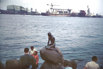 An afternoon in Copenhagen 17 Aug 1969