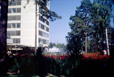 Tapiola, Helsinki 19 Aug
