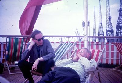 David Lyons and Graham Tolliday