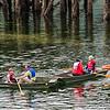 Blindfloded Rowboat Race