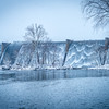 Chesden Dam