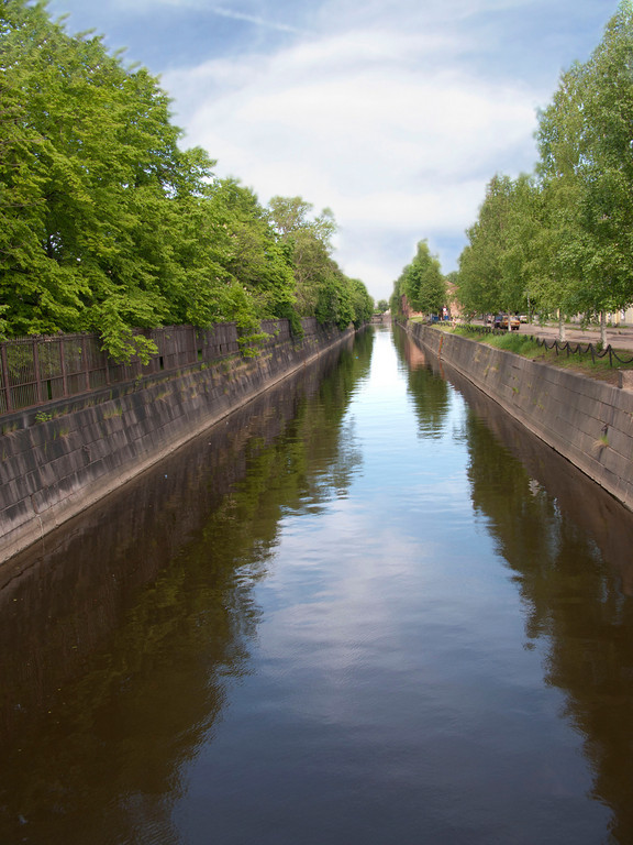 Bypass canal