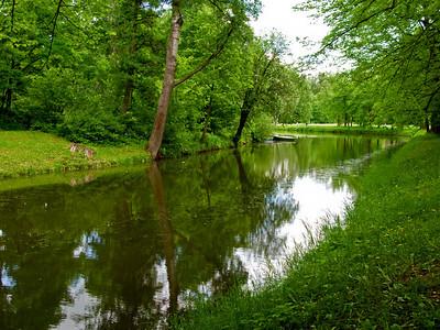 The river Slavyanra