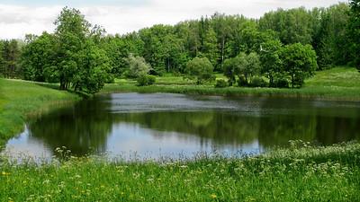 Valley of the river Slavyanka