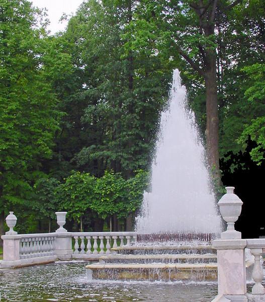 Fountain Pyramid