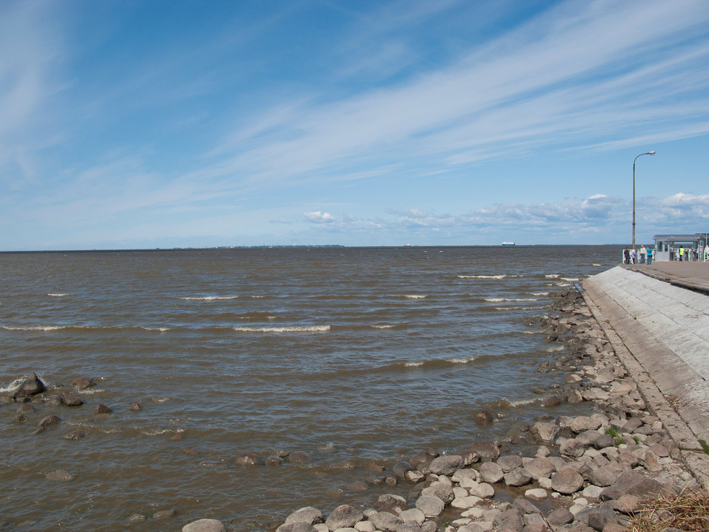 Mole, Gulf of Finland