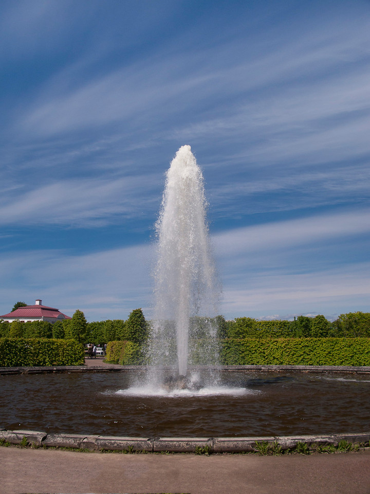 Menager Fountain
