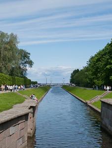 Samsonievskii canal
