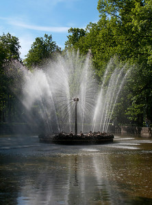 Fountain Sun
