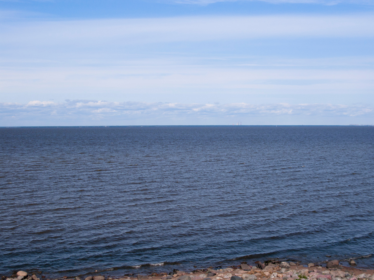 View to Gulf of Finland