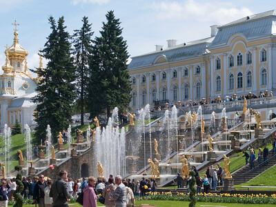Grand Cascade, Grand Palace