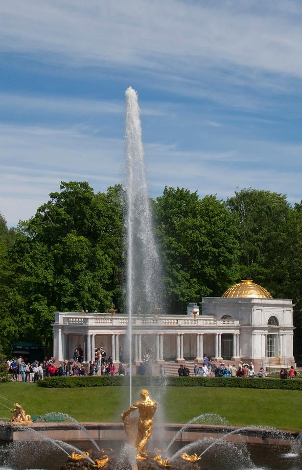 Fountain Samson