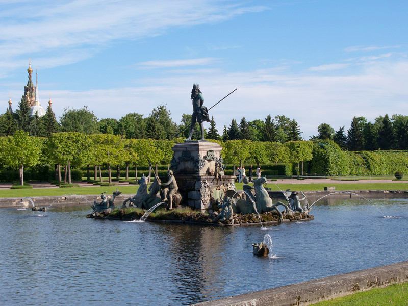 Fountain Neptun