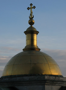 One of Isaakii small cupola