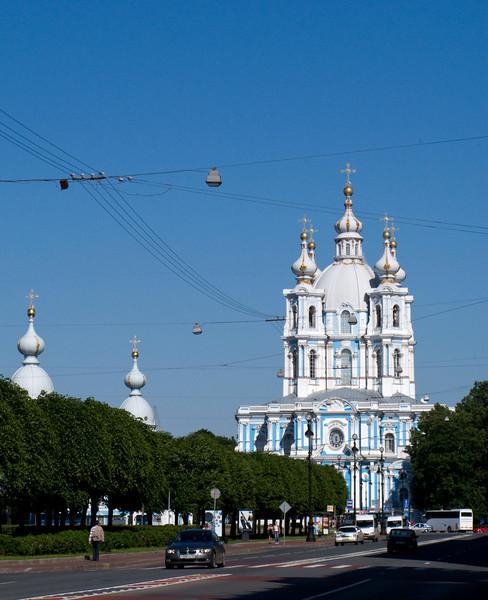Cathedral Smol'nyi